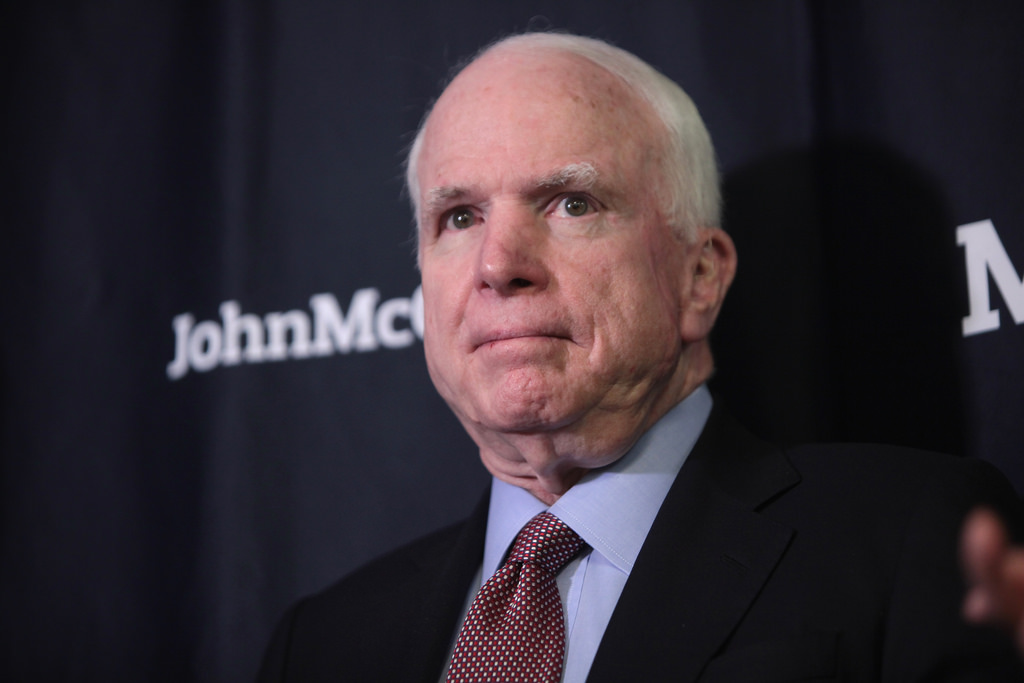 Was John McCain killed by Big Pharma?
