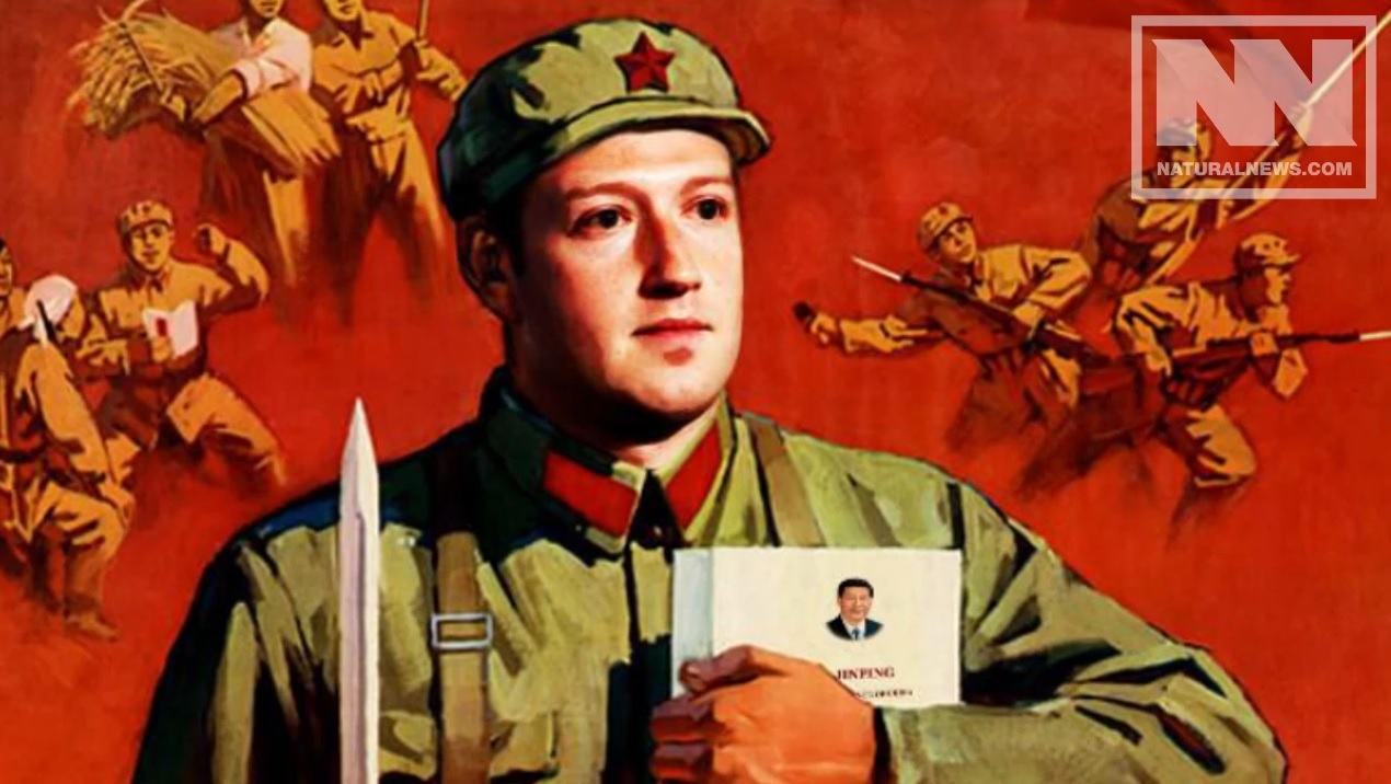"""Facebook secretly tracking """"trust ratings"""" for users with """"social score"""" algorithm right out of communist China"""