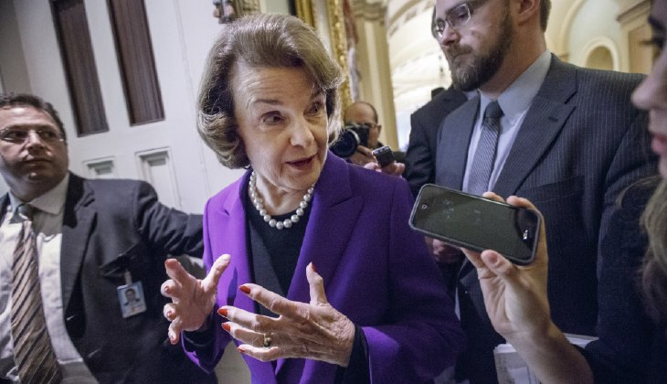 Chinese Human Rights Activists Disappear After Visiting Sen. Feinstein's Office