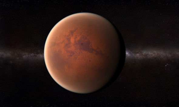 New evidence helps astronomers determine when life could have existed on Mars