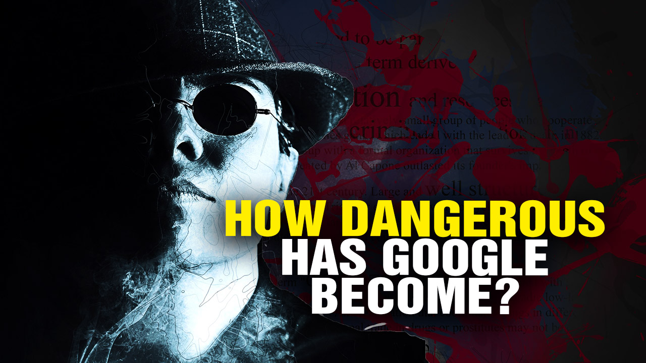 Which evil corporation is more dangerous: Google or Amazon?