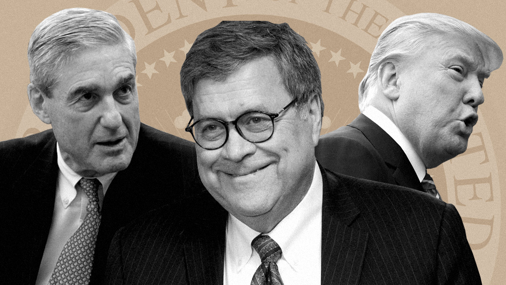The Robert Mueller IMPLOSION: It's time for Barr and Trump to prosecute the deep state traitors, or the American people will never regain any faith in the justice system