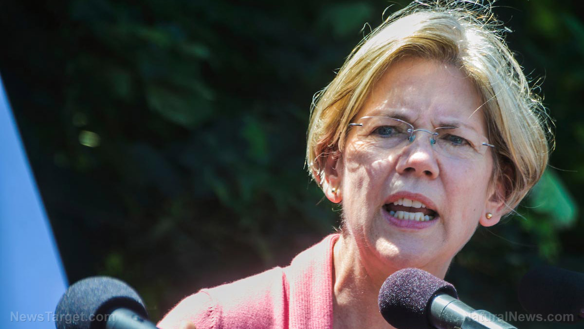 As she lies to voters about plans to fight Big Pharma, Elizabeth Warren exposed for siding with Dow Chemical against breast implant victims