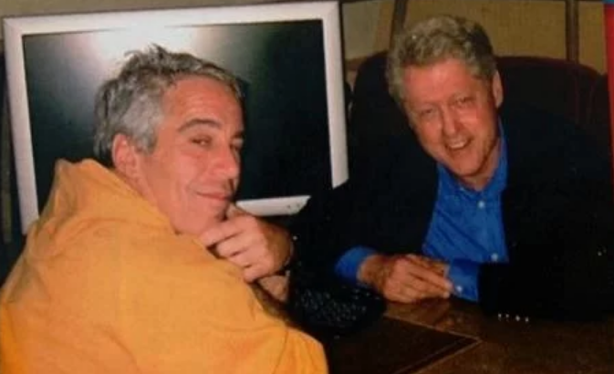 Isn't it obvious? Jeffrey Epstein was murdered because dead men don't talk (about the Clintons)