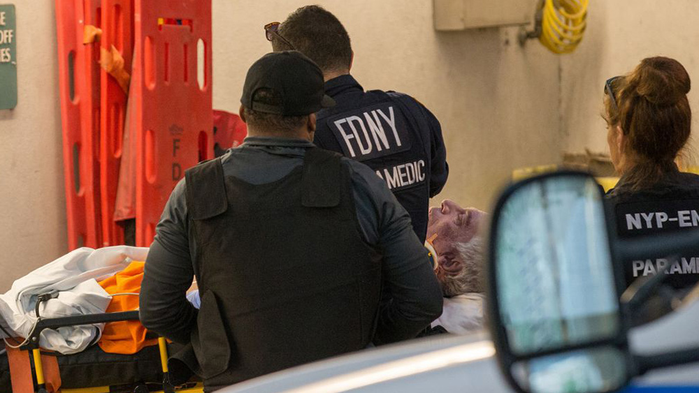 Release of official autopsy showing broken bones in Jeffrey Epstein's neck is all the proof we need that he's still ALIVE… here's why