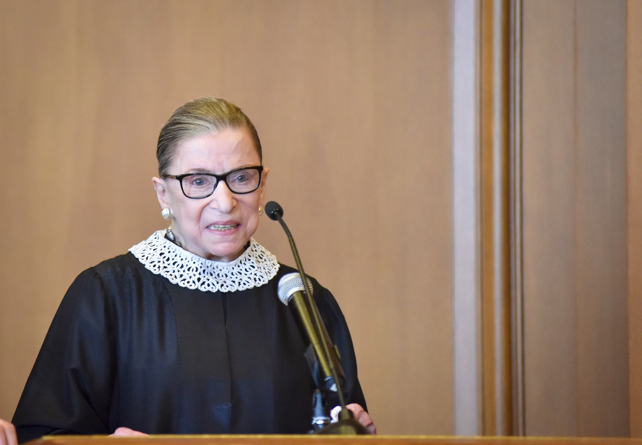 Ruth Bader Ginsburg has pancreatic cancer and received radiation treatments; too bad Google and YouTube are censoring all the cancer cures that really work