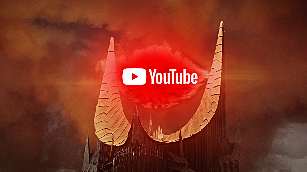 By censoring all voices that progressives don't like, YouTube becomes the biggest bigoted bully of them all