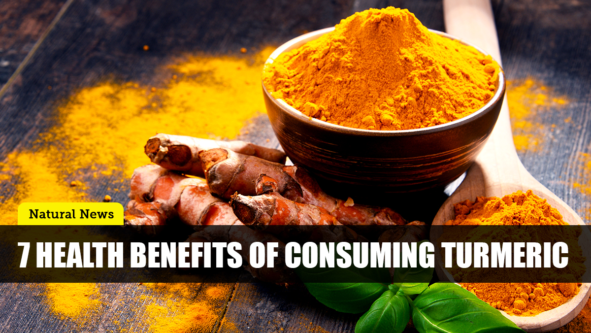 Turmeric: This ancient super spice can offer unmatched healing properties