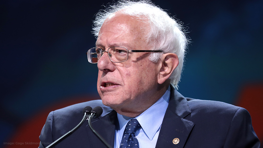 Bernie Sanders announces support for global eugenics and depopulation, calls on accelerating abortions in countries populated by people of color
