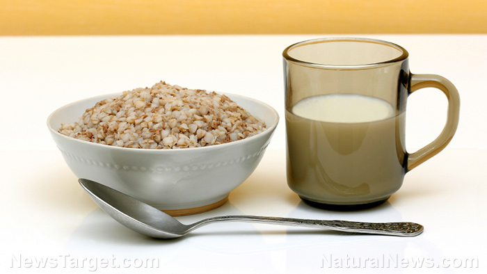 Get a nutty treat and improve your cholesterol levels with tartary buckwheat
