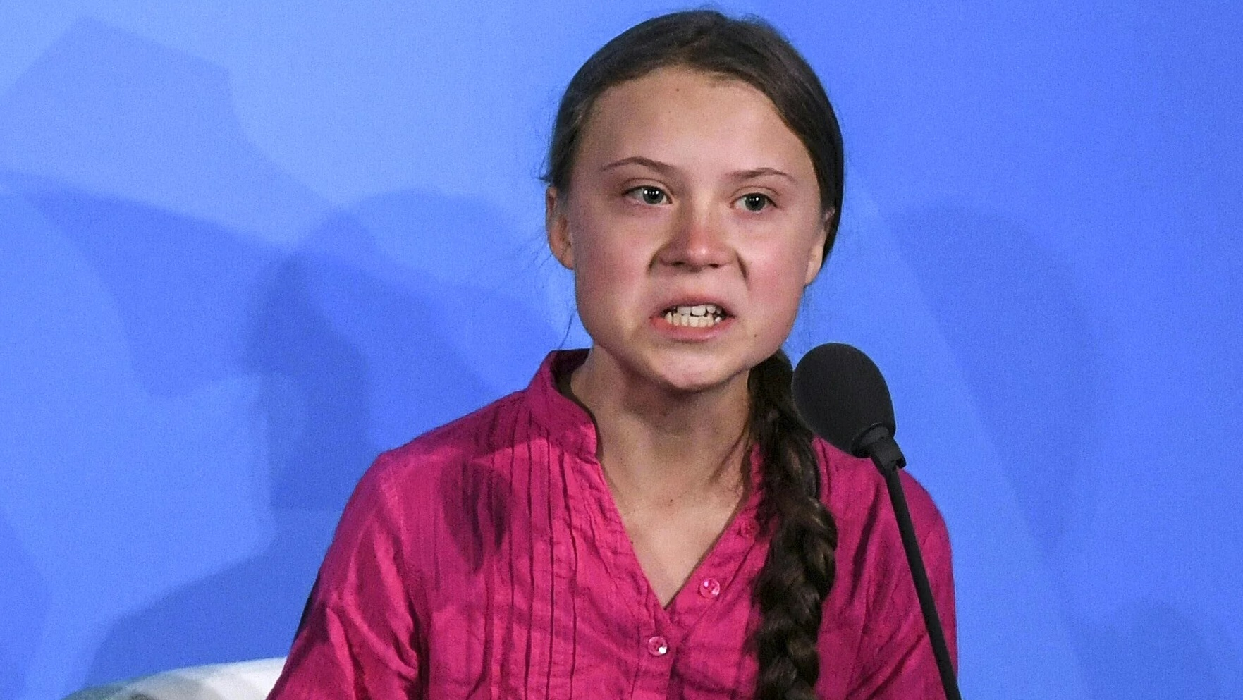 """By demanding that the world submit to her climate lunacy or else be guilty of """"hate,"""" Greta Thunberg is adopting Antifa tactics"""