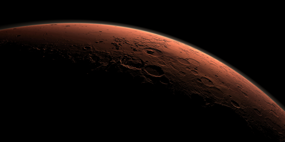 """Mysterious Mars: Methane """"burp"""" previously detected on Mars """"seems to have disappeared"""""""