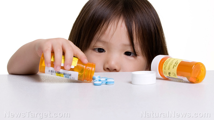 Gender-confused children being doped up with the same chemical castration drug forced onto sex offenders