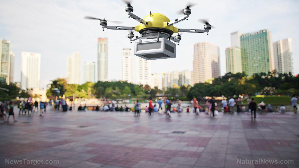 It's about to get A LOT noisier: Commercial drone delivery won't just bring packages, but also incessant buzzing