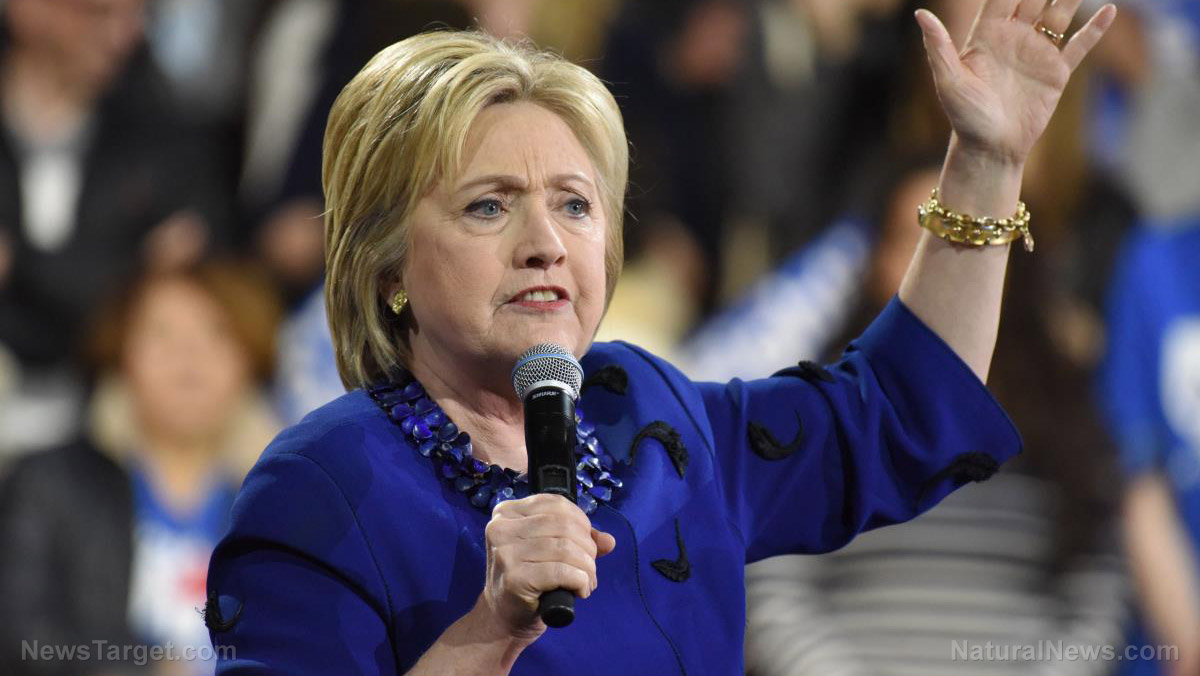 Hillary Clinton blasts Facebook for not censoring enough voices (Video)