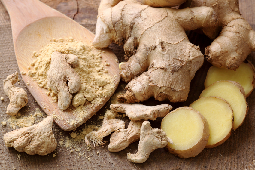 Ginger: Prevent and treat common diseases with this powerful natural medicine