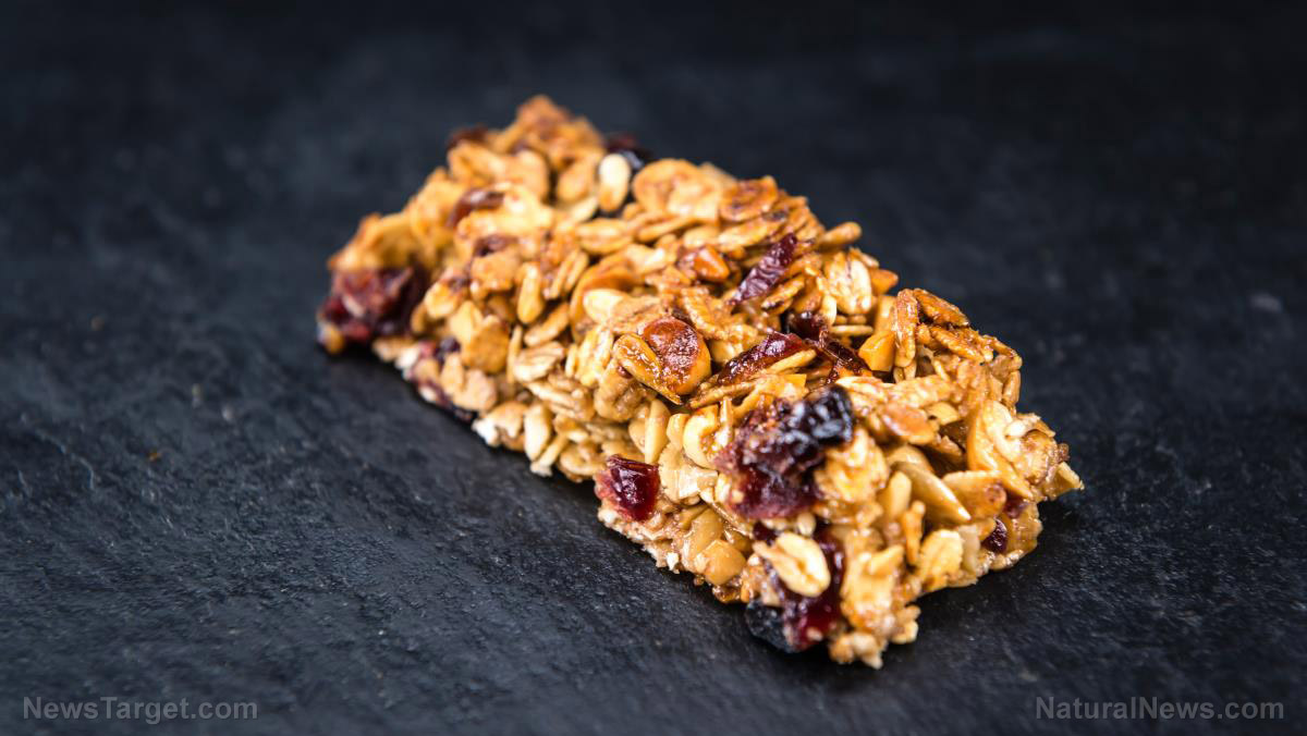 When it comes to granola bars, it's best to look at the ingredients (or make your own)