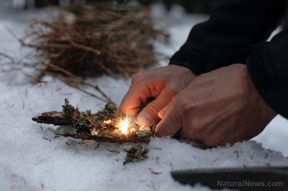 Survival first aid: How to prevent and treat hypothermia when SHTF