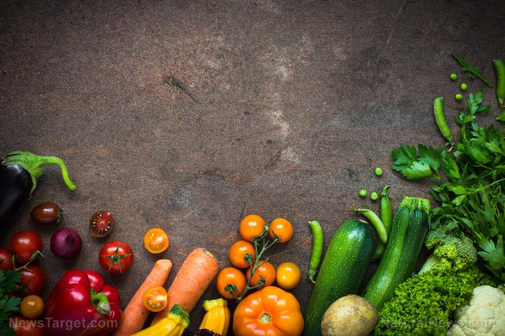 """Prescription drugs aren't the answer: """"Food is medicine"""" … eating more fresh fruits and vegetables can make you healthier, stronger"""