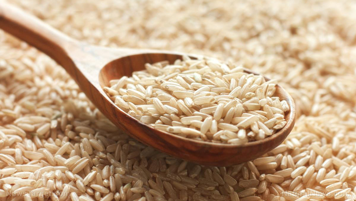 High-quality, better-tasting brown rice developed with the help of an enzymatic treatment