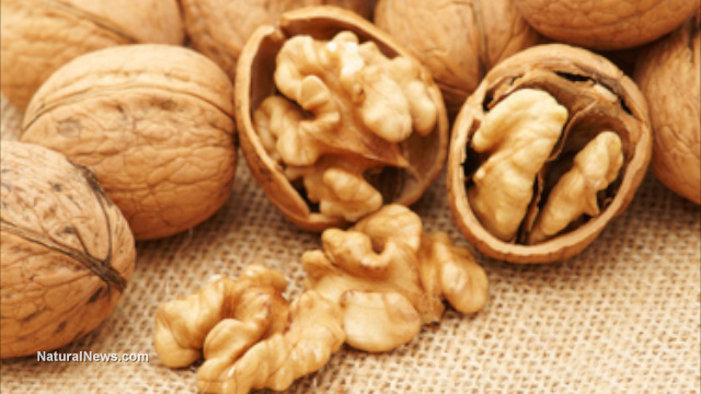 Walnuts are a delicious way to take care of your heart