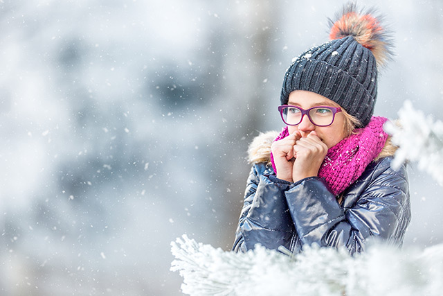 Always cold as ice: 5 Possible reasons for cold intolerance and how to address them