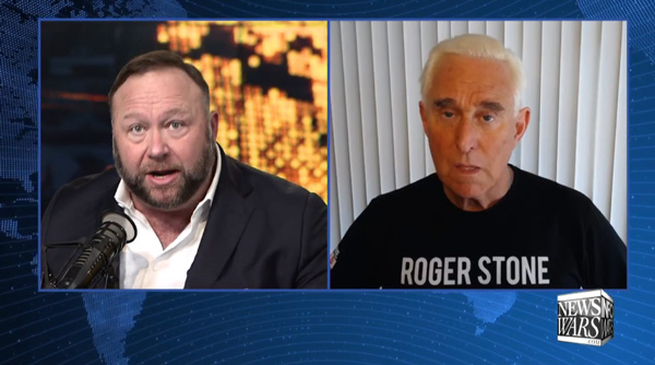 EXCLUSIVE: Prosecutor of Roger Stone calls for immediate arrest and indictment of Alex Jones from the floor of the courtroom where Stone was just convicted