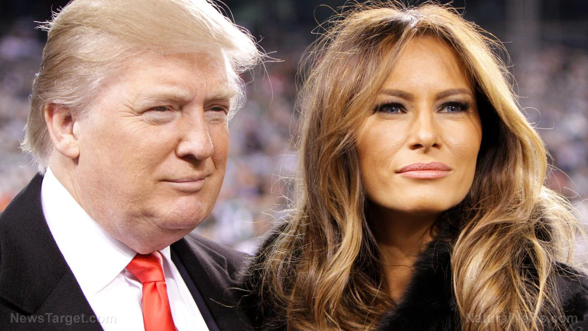 Disgusting! Despite president's outstanding record – Far left hospital staff protests First Lady Melania Trump's visit to comfort babies born addicted to drugs