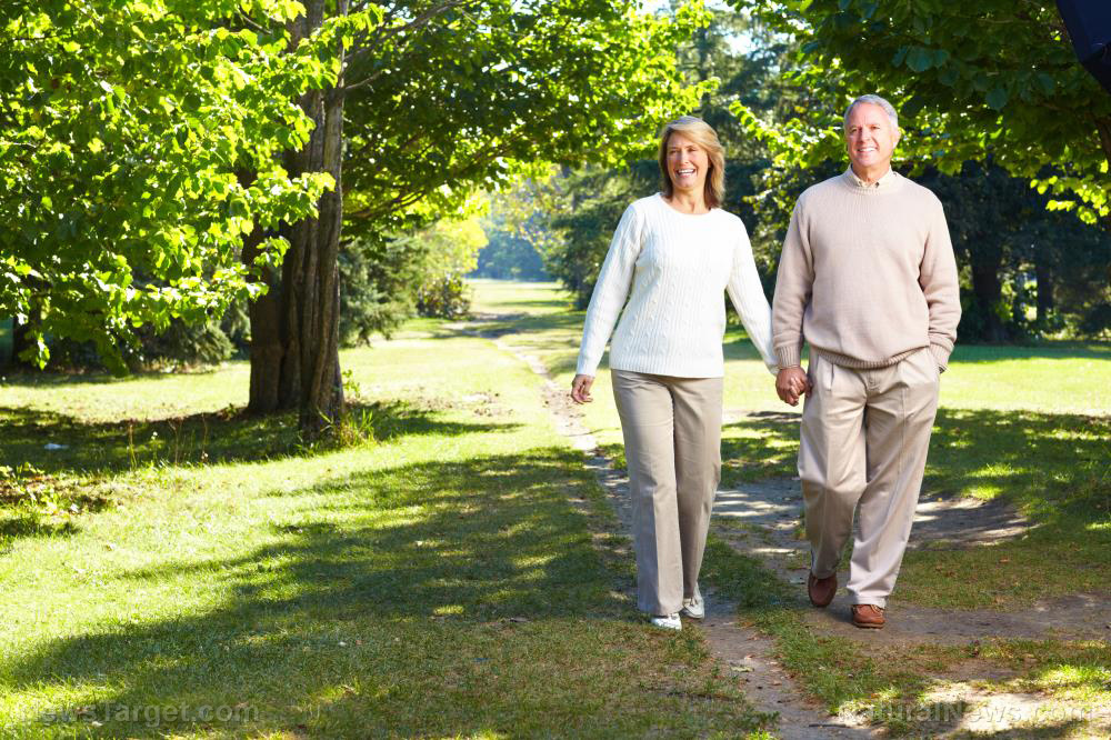 Fitness promotes longevity: Study finds a brisk walk every day after age 70 determines health more than CVD risk