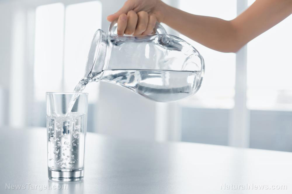 Study: Can antioxidants in green tea and vitamin C protect you from toxins in drinking water?