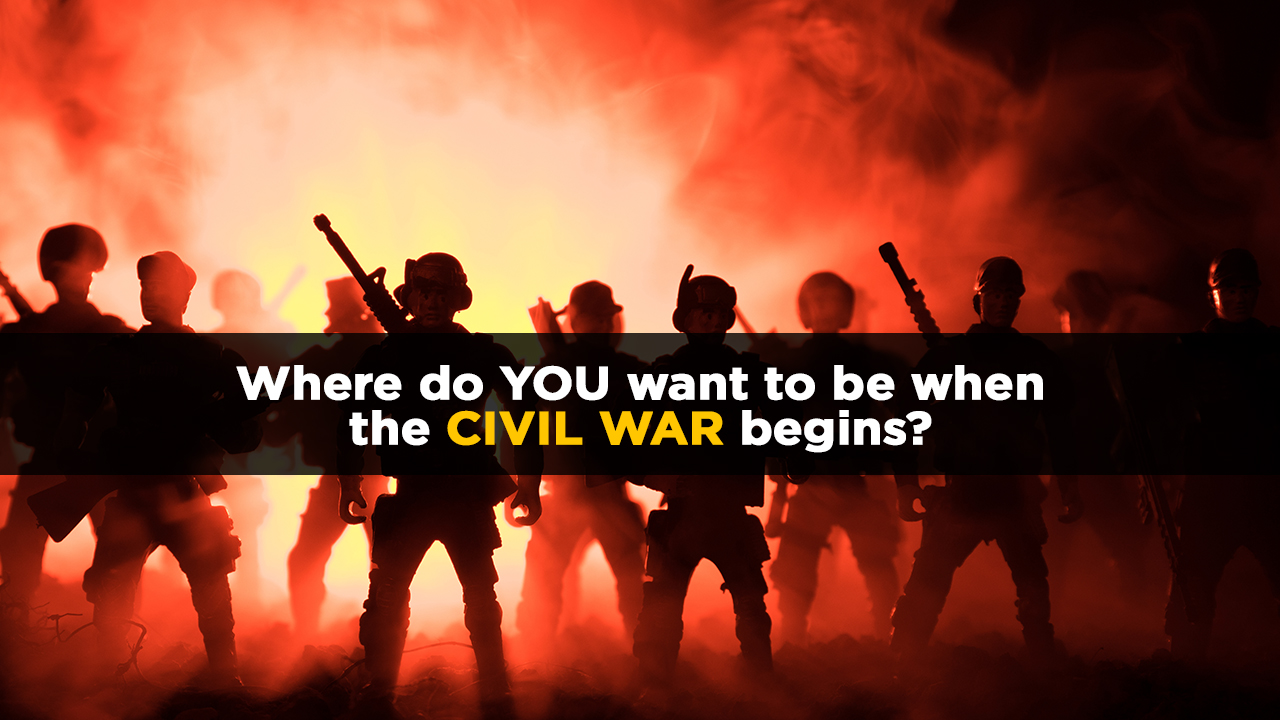 Americans will soon be forced into a guerrilla war of survival – Can America win against the globalist occupation forces?