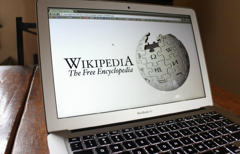 The ministry of Wiki-truth