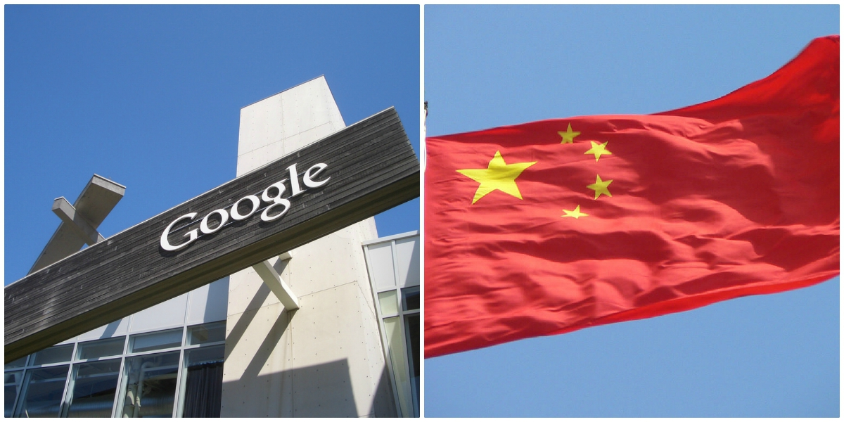 """Google now colluding with Communist China to crush freedom of religion by rigging """"religious freedom"""" search results"""