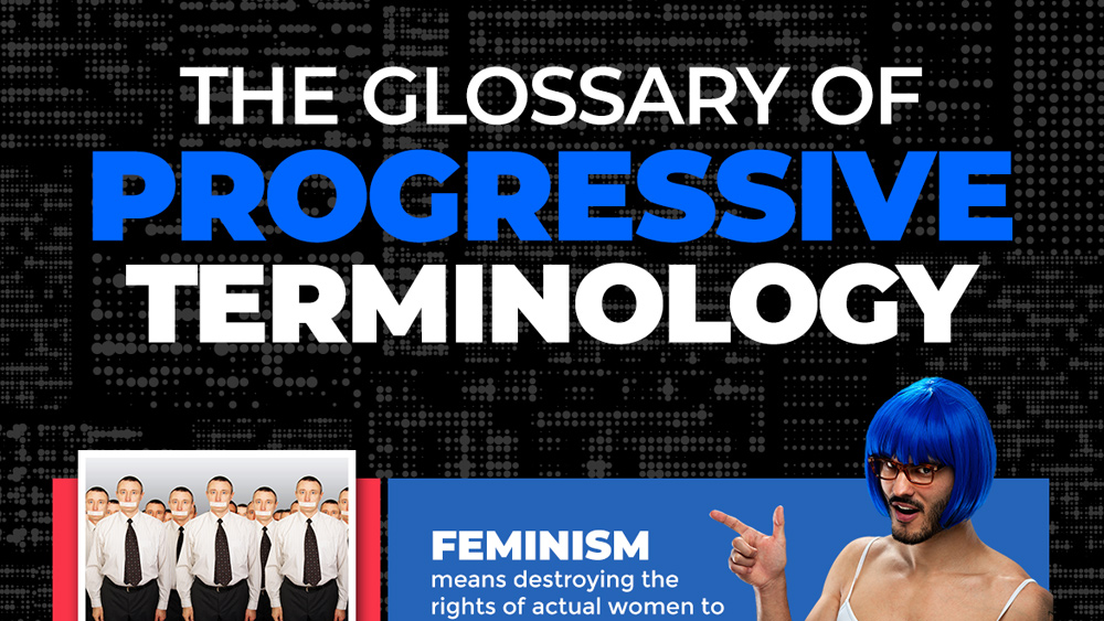 """Confused by the language police? Behold the """"Glossary of Progressive Terminology"""" that will clear it all up for you"""