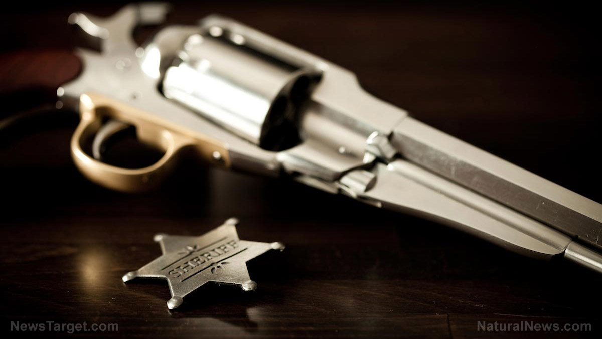 Virginia sheriff to pre-empt Democrat gun grab by 'deputizing' thousands of ordinary citizens so they can keep their firearms