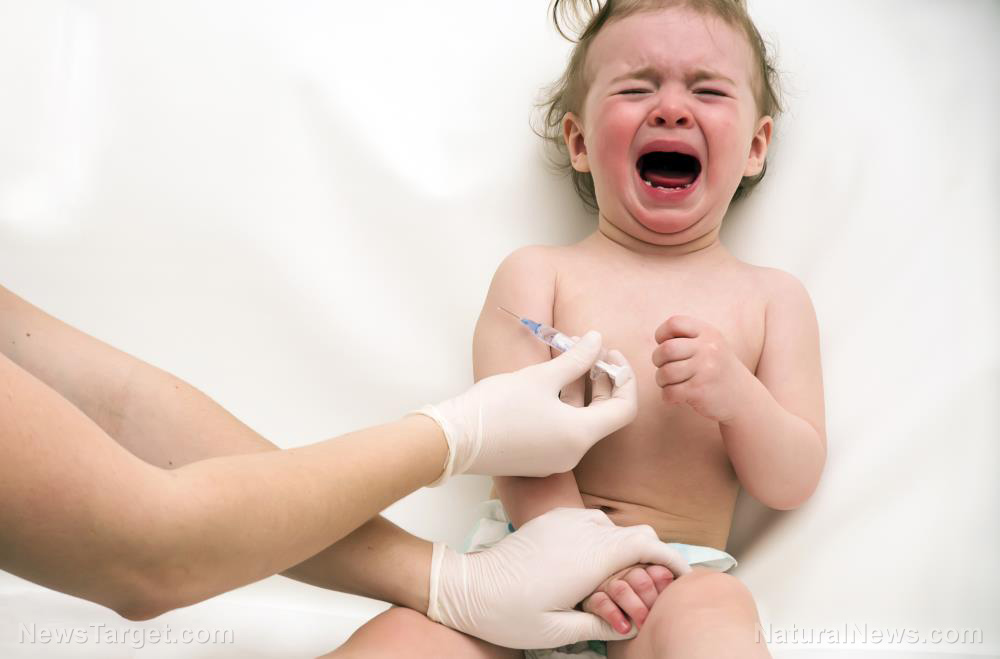 """Neonatal nurse says government-mandated vaccines are """"destroying an entire generation of children"""""""