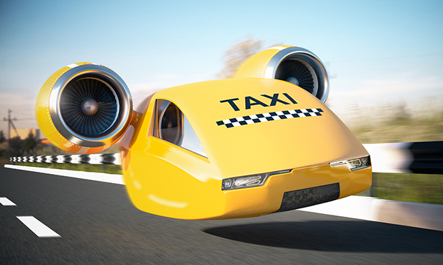 Transportation company pitches oversized hydrogen-powered drones as air ambulances or sky taxis